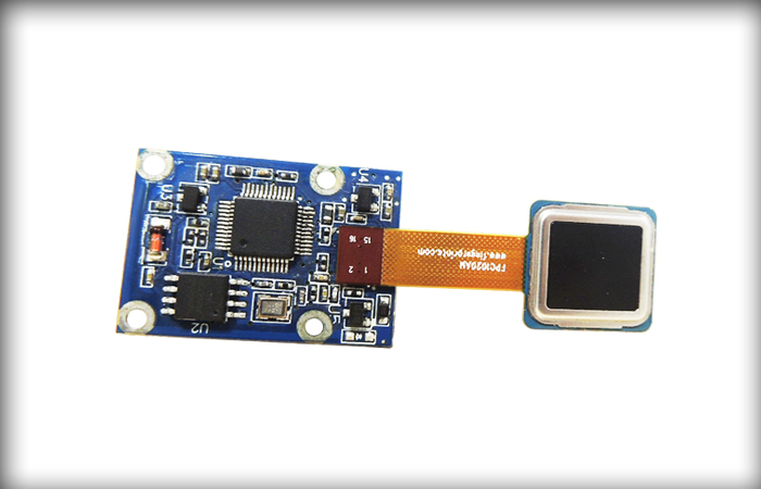 CAMA-AFM31 Capacitive Fingerprint Module With Original FPC1020 Fingerprint Sensor